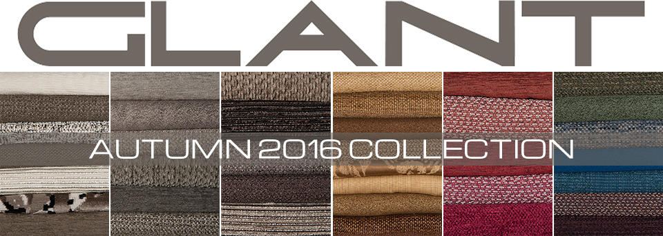 Glant Textiles Autumn 2016 Collection